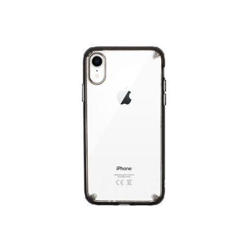 Apple iphone xr - etui na telefon fusion - czarny marki Ringke