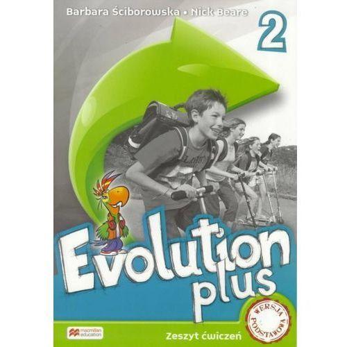 Evolution Plus 2 WB MACMILLAN wersja podstawowa - Praca zbiorowa, Macmillan