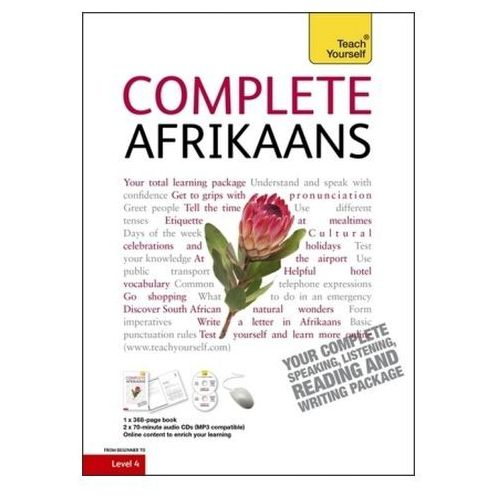 Teach Yourself Complete Afrikaans, Lydia McDermott