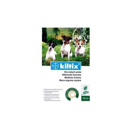 BAYER KILTIX Obroża 38cm dla małych psów (pielęgnacja psów)
