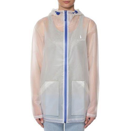 Rains Nieprzemakalna kurtka , biała, max rozmiar: 42