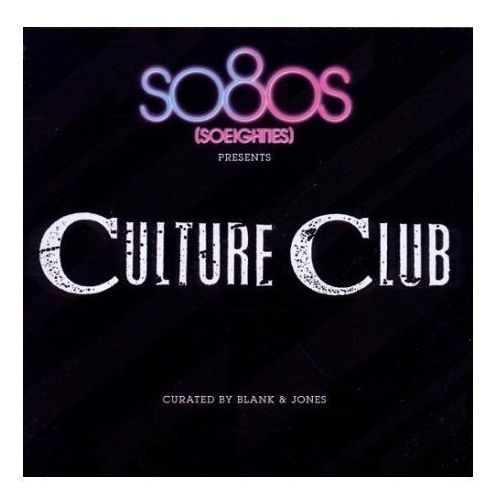 Emi music Culture club - so 80s presents culture club [cd] (5099960229625)