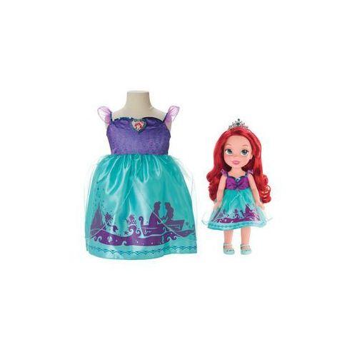 Arielka + sukienka dla dziewczynek (sukienka dziecięca)
