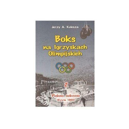 Boks na Igrzyskach Olimpijskich 2 Piękno sukcesu (Rzym 1960), Jerzy Kulesza