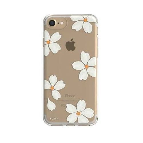 Etui FLAVR iPlate White Petals do Apple iPhone 6/7/6s/8 Wielokolorowy (30038)