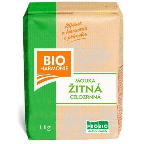 Bioharmonie Mąka żytnia (drobno mielona) typ 1850 graham 1000g (8595582405975)