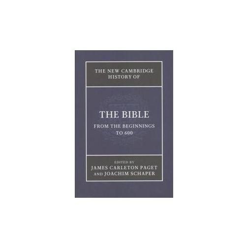 NEW CAMBRIDGE HIST OF THE BIBL (9781107584624)