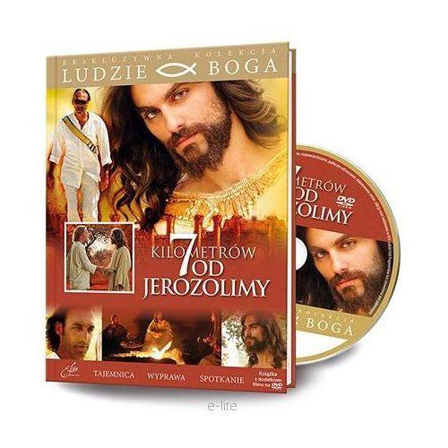 7 km od jerozolimy + film dvd marki Praca zbiorowa