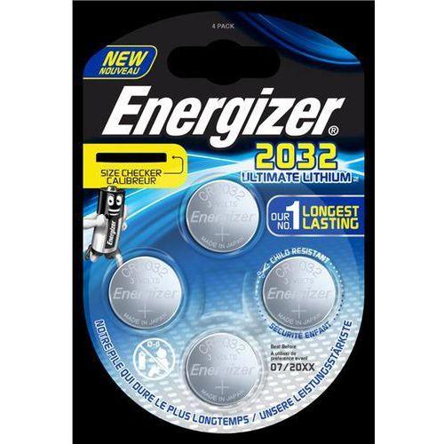 Bateria specjalistyczna , cr2032, 3v, 4szt. marki Energizer