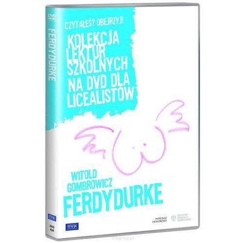 Telewizja polska Ferdydurke (płyta dvd)