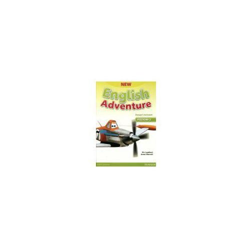 New English Adventure Zeszyt ćwiczeń z płytą DVD + Materiały dla ucznia