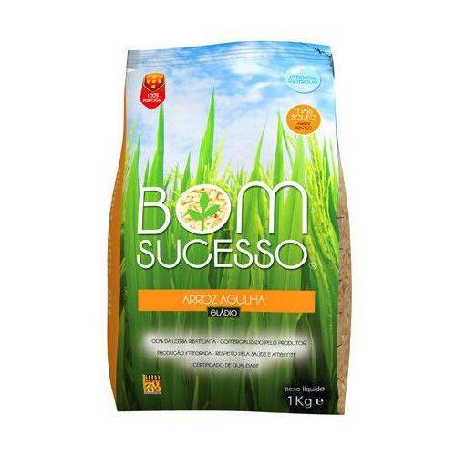 """Portugalski ryż, odmiana AGULHA (""""IGŁA"""") 1 kg (5601692071214)"""