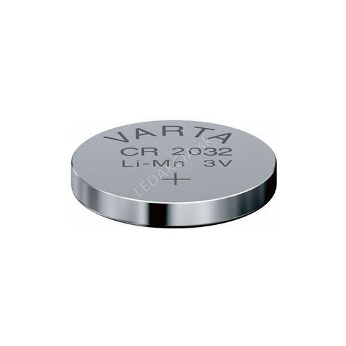 Varta Bateria CR2032 Lithium 3V + Bezpłatna natychmiastowa gwarancja wymiany!, 192032