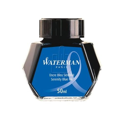 Atrament WATERMAN niebieski floryda, TI114-1
