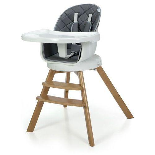 Krzesełko do karmienia 3w1 orion 2020 szare marki Moolino