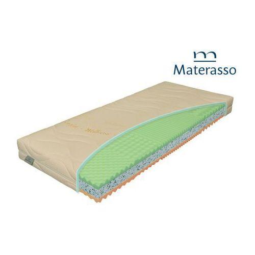 klasik - materac piankowy, rozmiar - 140x200 wyprzedaż, wysyłka gratis marki Materasso