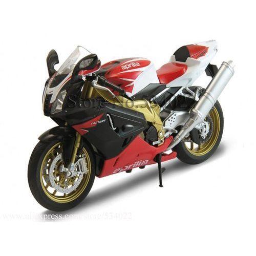 Welly - model motocykla rsv 1000r factory aprilla skala 1:10