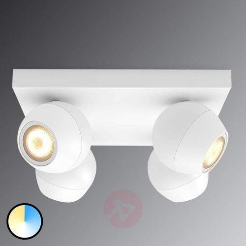 Spot led hue buckram white ambiance, biały marki Philips