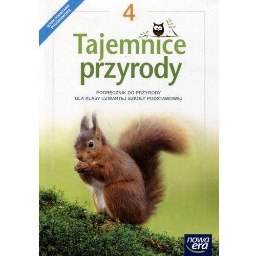 Przyroda Tajemnice przyrody SP kl.4 podręcznik / podręcznik dotacyjny - Feliks Szlajfer, Joanna Stawarz, Maria Marko-Worłowska (212 str.)