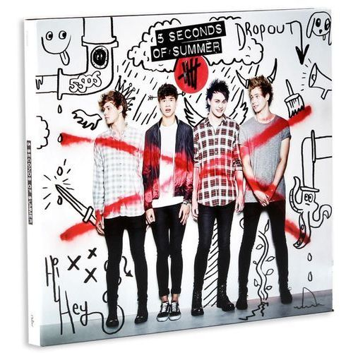 Universal music 5 seconds of summer - 5 seconds of summer [deluxe]