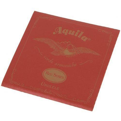 Aquila aq 89u struny do ukulele barytonowego d-g-b-e, red