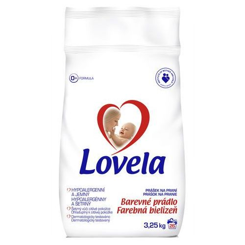 proszek do prania hipoalergiczny do koloru 3,6 kg marki Lovela