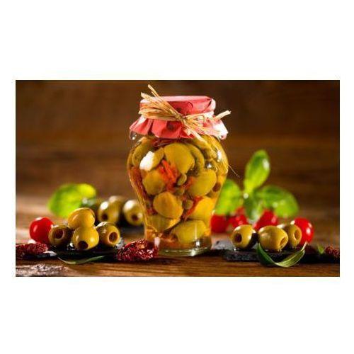 Oliwki Królewskie z suszonym pomidorem 300g
