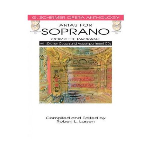 Arias for Soprano 1 - Complete Package