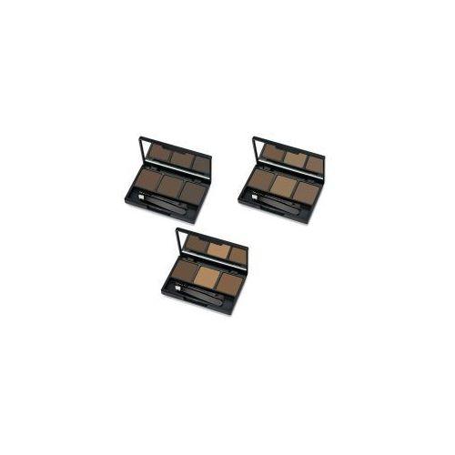 eyebrow styling kit, zestaw do stylizacji brwi marki Golden rose