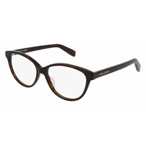 Okulary korekcyjne sl 171 002 marki Saint laurent