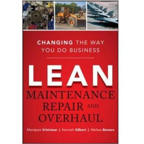 Lean Maintenance Repair and Overhaul (9780071789943)