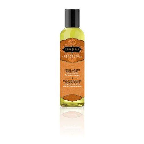 Aromatyczny olejek do masażu - Kama Sutra Aromatic Massage Oil Migdały 59ml