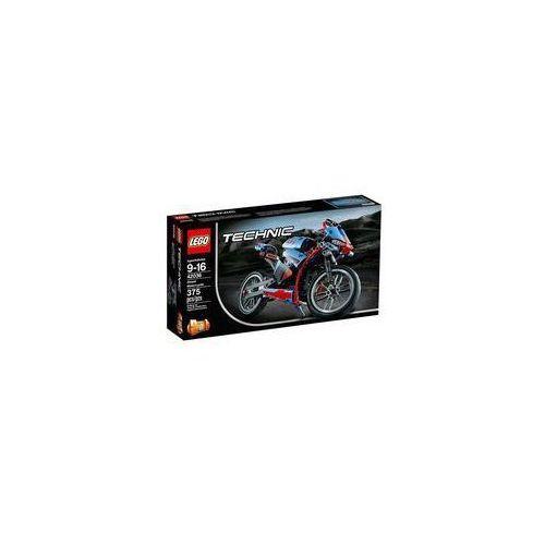 LEGO Technic 42036 Miejski motocykl (motor zabawka) od www.cud.pl
