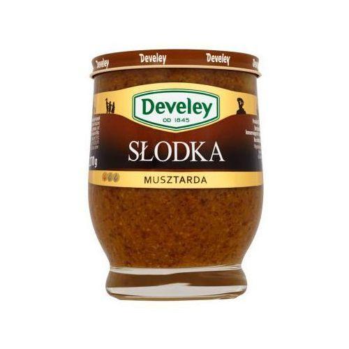 Musztarda słodka 270 g Develey