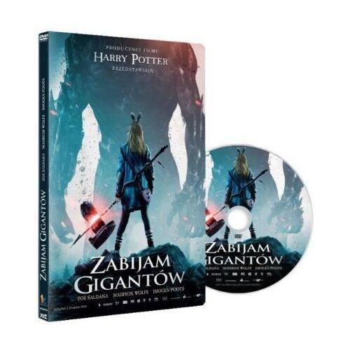Zabijam Gigantów DVD - praca zbiorowa - książka