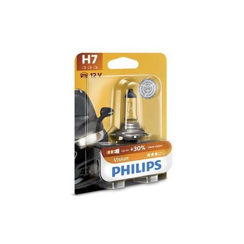 Żarówka samochodowa Philips VISION 12972PRB1 H7 PX26d/55W/12V (8711500406071)