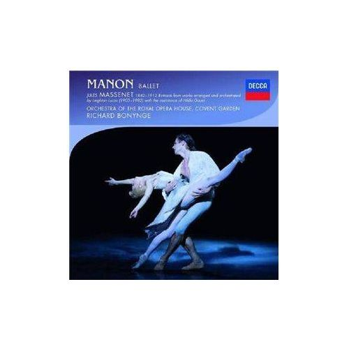 Universal music Richard bonynge - massenet/lucas:manon (ballet edition)