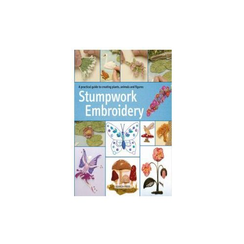 Stumpwork Embroidery (176 str.)