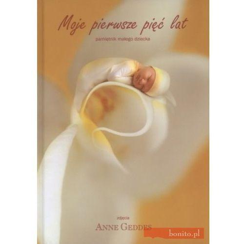 Moje pierwsze pięć lat. Pamiętnik małego dziecka. Żółty (ISBN 9788374243285)