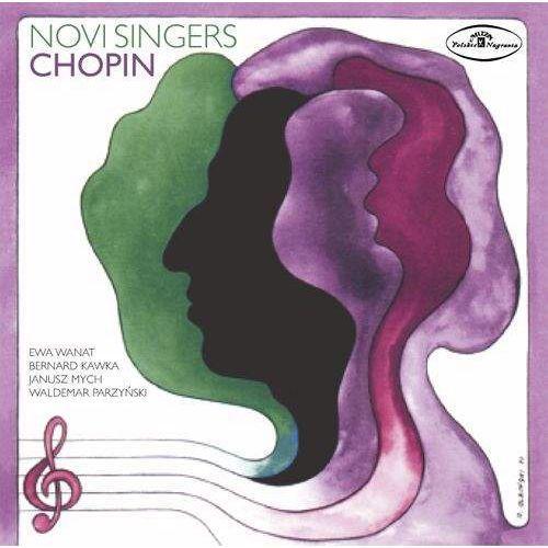 Chopin (CD) - Novi Singers OD 24,99zł DARMOWA DOSTAWA KIOSK RUCHU