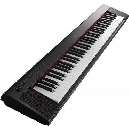Yamaha np 32 b pianino cyfrowe, kolor czarny
