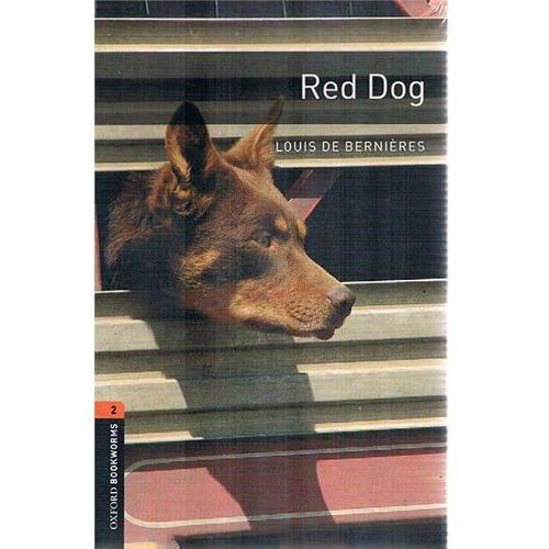 New Oxford Bookworms Library 2 Red Dog Audio CD Pack (9780194790451)