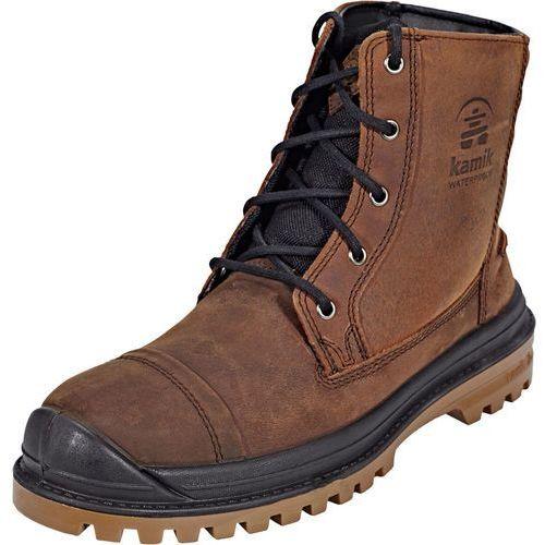 griffon buty mężczyźni brązowy 42 2018 kozaki sportowe, Kamik
