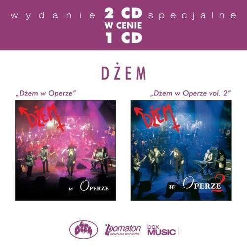 DZEM - DZEM W OPERZE / DZEM W OPERZE 2 EMI Music 5099962602020