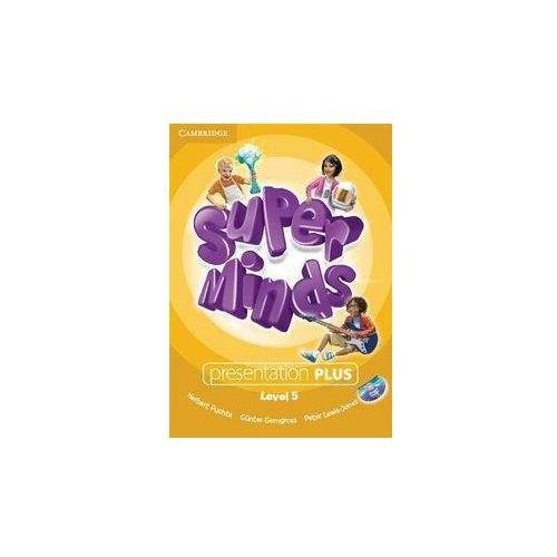 Super Minds 5 Presentation Plus DVD (Płyta DVD) (9781107441316)