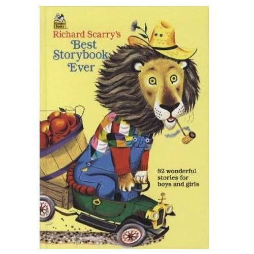 Richard Scarry's Best Storybook Ever (9780307165480)