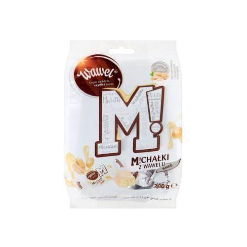 280g michałki zamkowe białe cukierki marki Wawel
