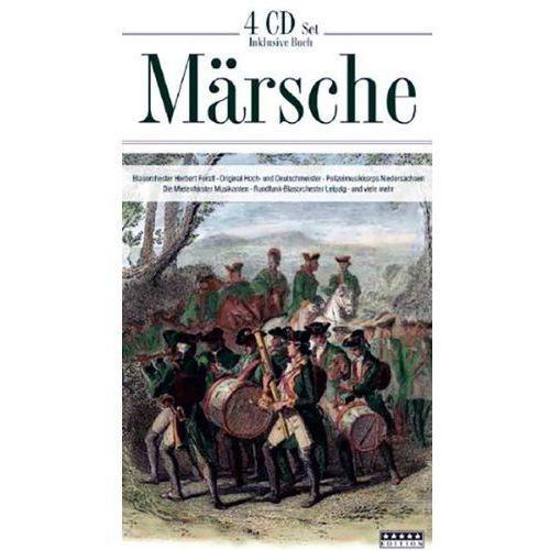 Membran Various artists - die schönsten märsche (4cd) (4011222236579)