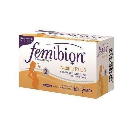 Kapsułki FEMIBION Natal 2 Plus x 30 tabletek + 30 kapsułek