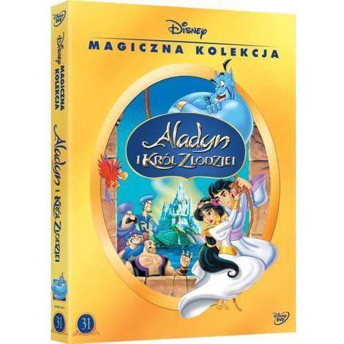Cd projekt Film mk aladyn 3: król złodziei dvd (płyta dvd)
